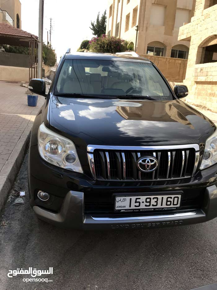 2012 Used Prado with Automatic transmission is available for sale