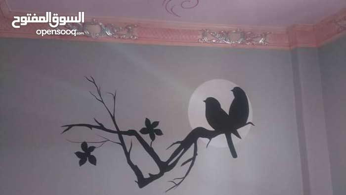 نقاش سوداني لجميع انواع الطلاء واعمال النقاشه ورسومات على الجدران او لوحات
