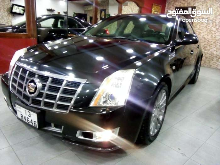 km Cadillac CTS 2012 for sale
