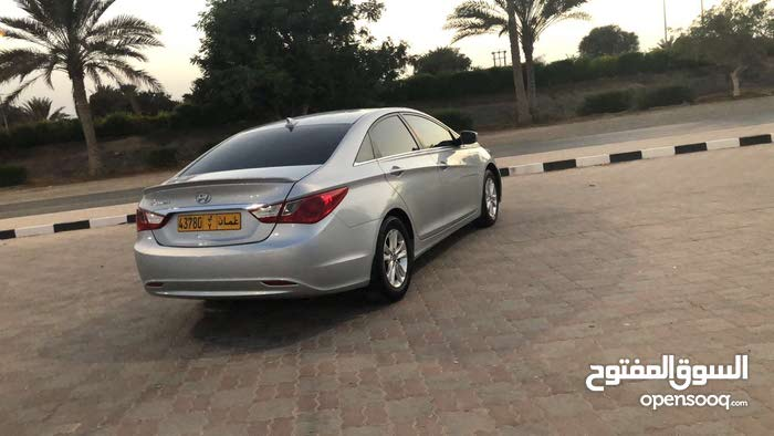 120,000 - 129,999 km Hyundai Sonata 2013 for sale