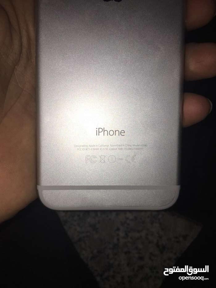 ايفون 6g ذاكره 128 كيكا