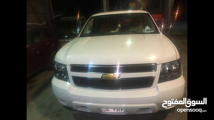 Chevrolet Tahoe 2012 For sale - White color