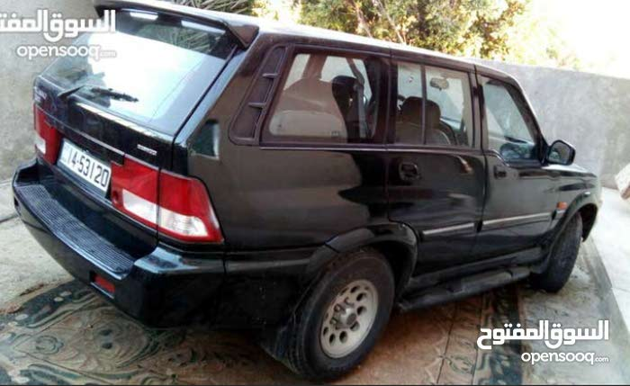 1999 Used SsangYong Musso for sale