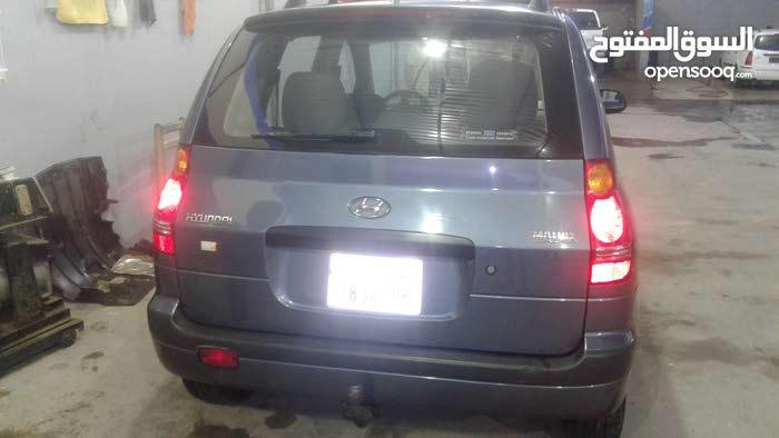 Hyundai Matrix Used in Tripoli