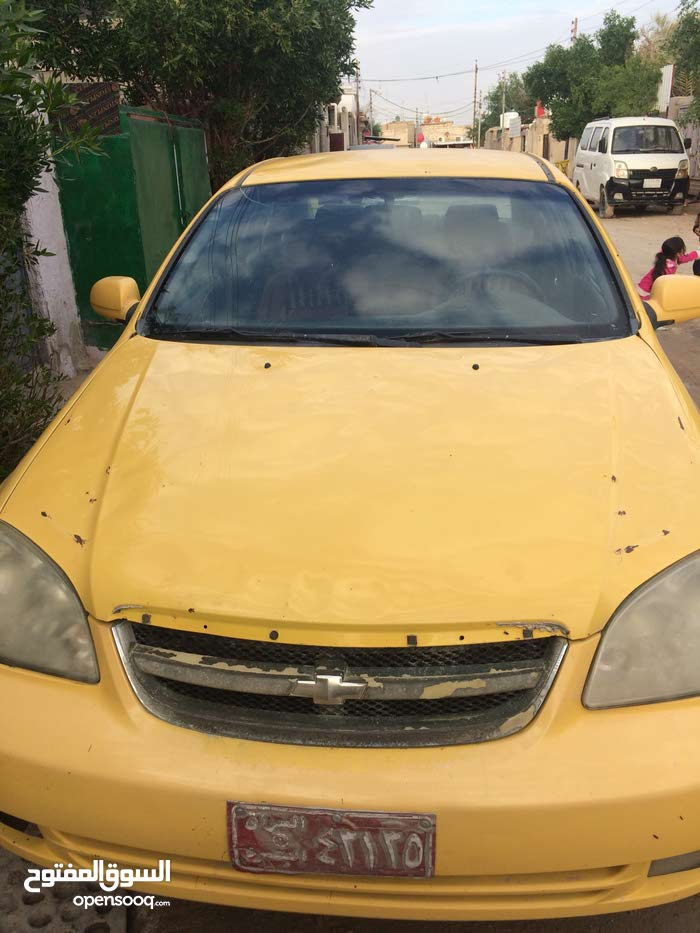 Used condition Chevrolet Optra 2011 with  km mileage