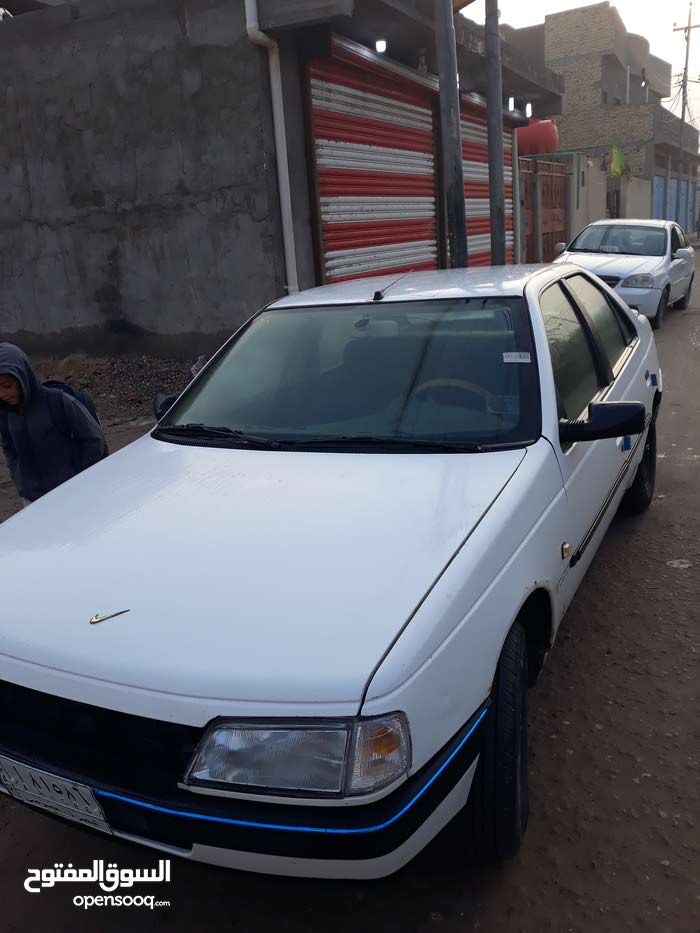 White Peugeot 406 2010 for sale