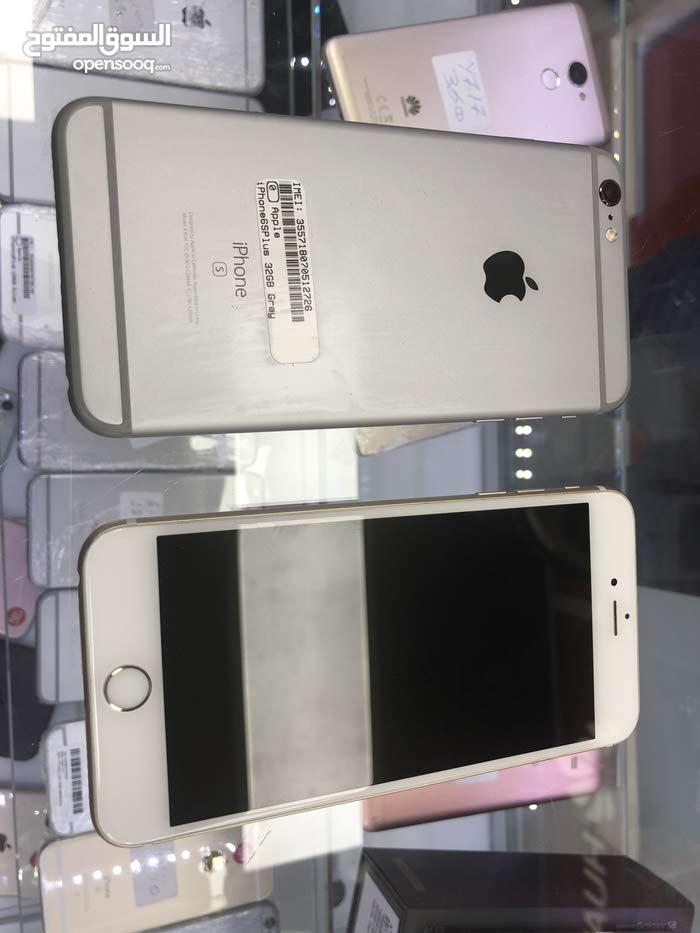 iPhone 6s Plus 128GB & 64GB مستعمل بحال الوكاله مكفول اصلي