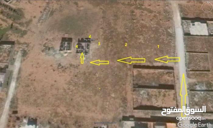 قطعة أرض في شارع الاستراحات منطقة الفعكات