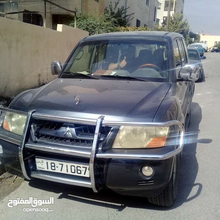 Mitsubishi Pajero 2005 for sale in Amman