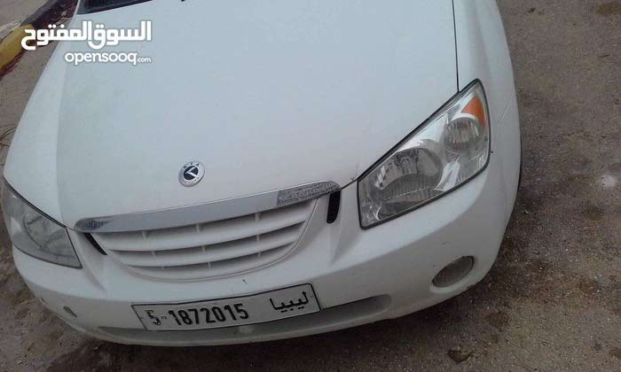 Kia Cerato car for sale 2005 in Tripoli city