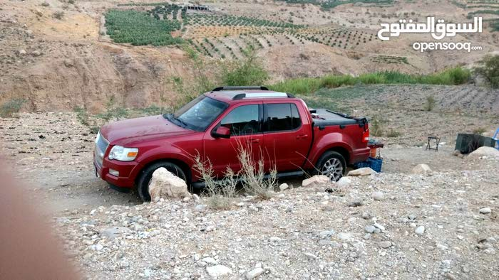Sport Truck Explorer 2007 - Used Automatic transmission