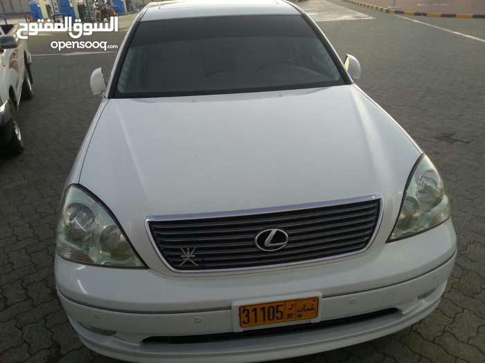 10,000 - 19,999 km mileage Lexus LS for sale