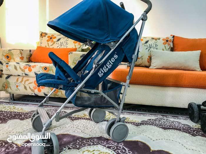 3 عربات أطفال للبيع بقمة النظافة