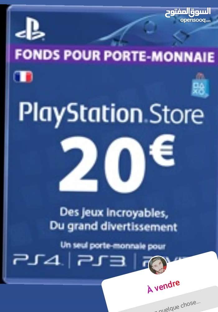 card Psn 20 euro