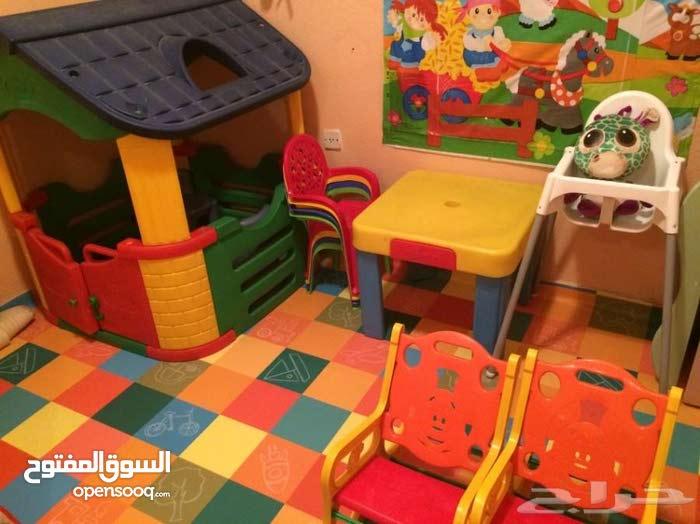 تجهيز وتاسيس رياض الاطفال  ( الحضانات ) باسعار خياليه فقط من فريق الابتسامه للاطفال