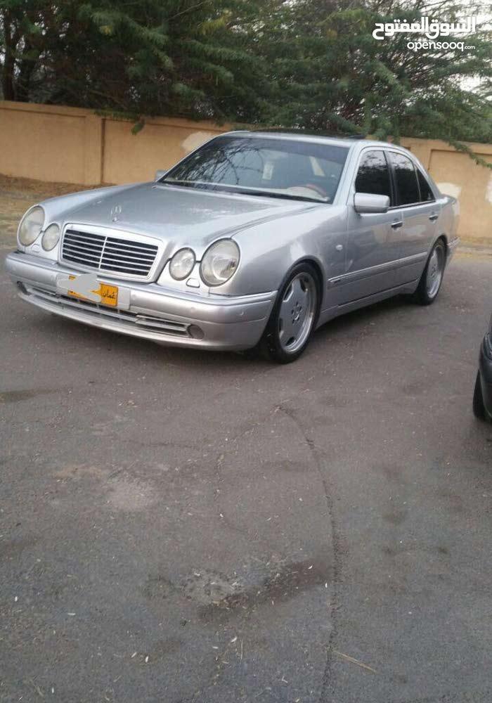 For sale 1998 Grey E500