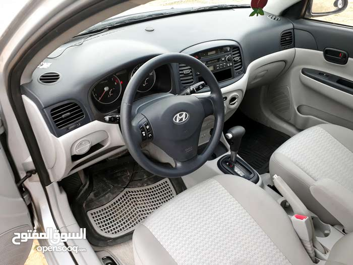 Silver Hyundai Accent 2006 for sale