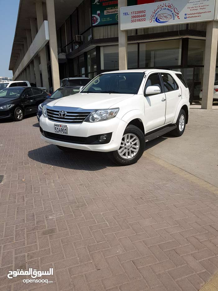 Fortuner 2015 - Used Automatic transmission