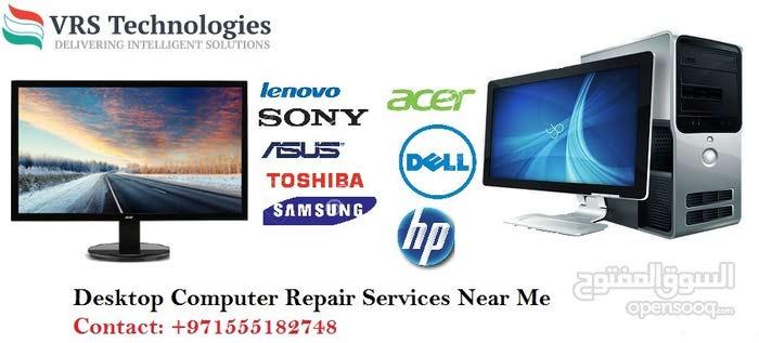Desktop Repair Services - Computer Repair Near Me Dubai