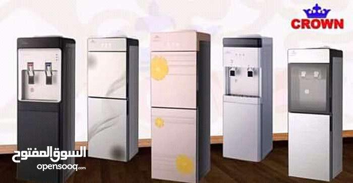 كولر ساخن بارد بالثلاجة كروان السعر 10,000ج