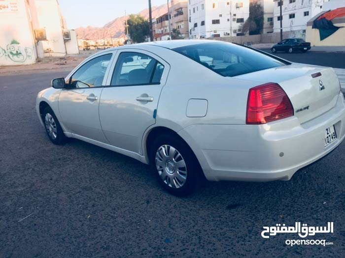 Mitsubishi Galant made in 2007 for sale
