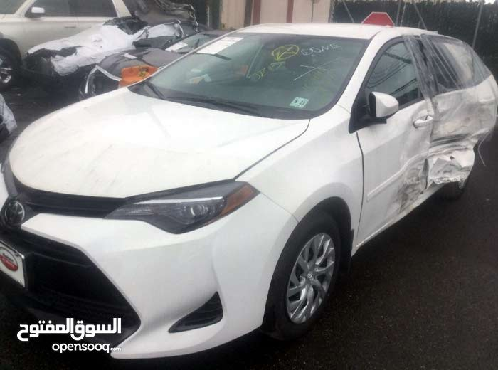 Used condition Toyota Wish 2018 with 0 km mileage