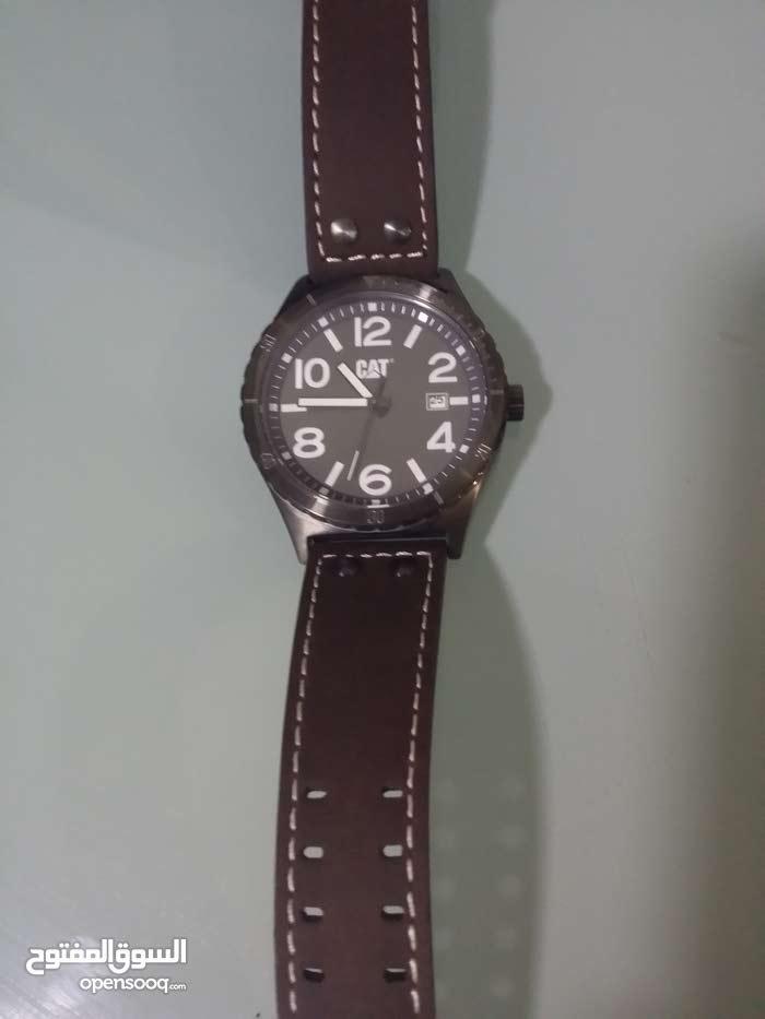 ساعة كاتربلر اصلية جديدة موديل NI25135535
