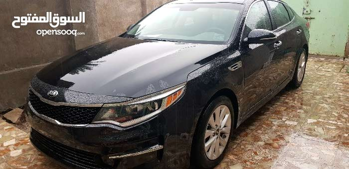 Kia Optima 2016 - Automatic