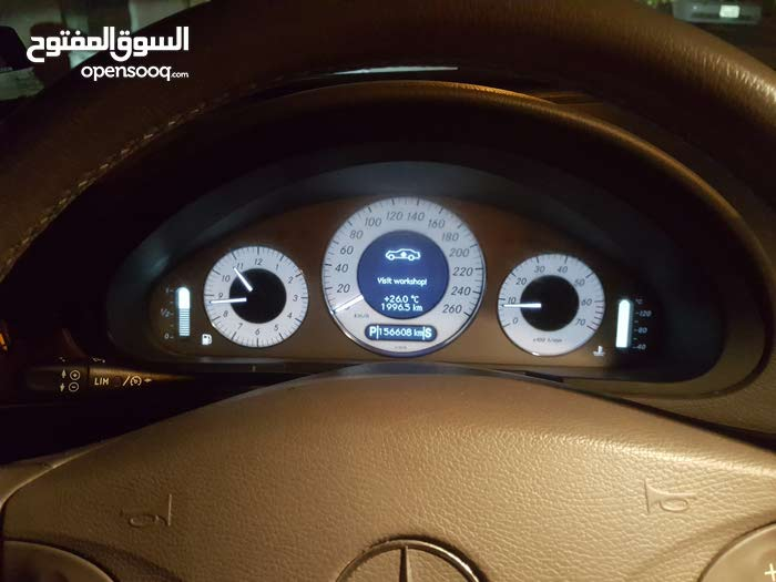 Mercedes Benz E 320 2004 - Automatic