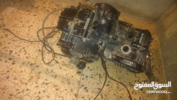 محرك كاواساكي نينجا 2011  250cc