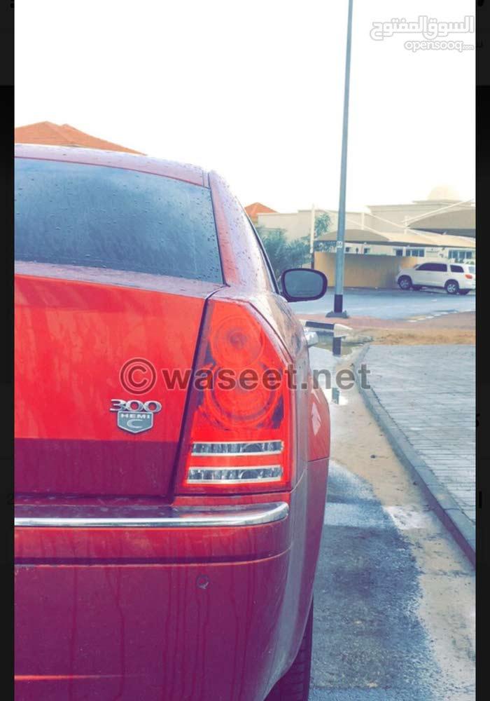 Used Chrysler 300C for sale in Dubai