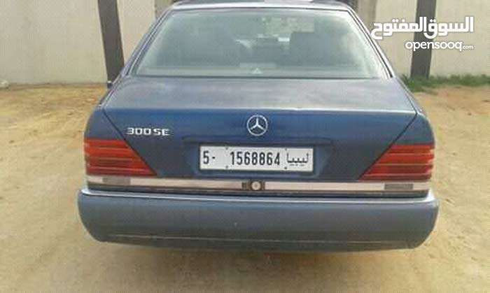 Mercedes Benz S 300 1991 - Used