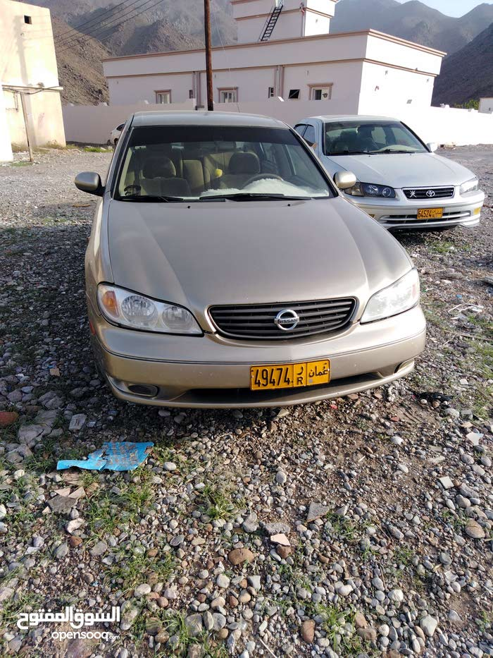 Nissan Maxima car for sale 2004 in Nakhl city