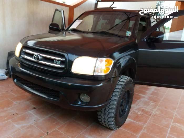 +200,000 km Toyota Sequoia 2003 for sale