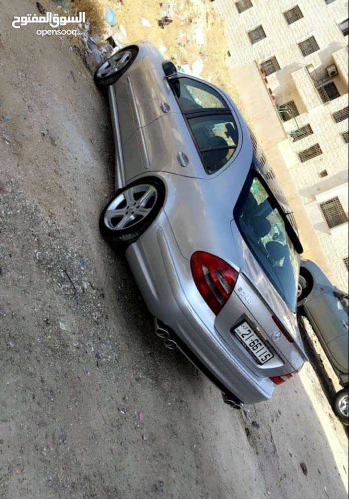 Used Mercedes Benz E 240 in Irbid