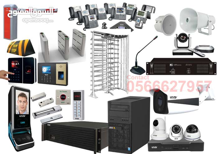 IT & SECURITY SERVICES