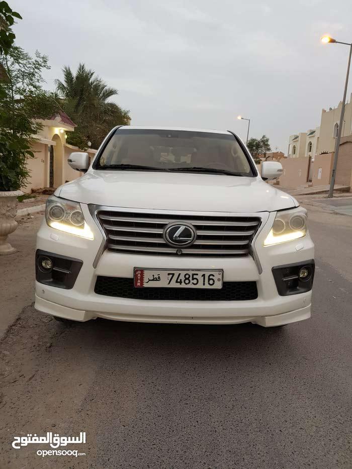 LX 2015 - Used Automatic transmission