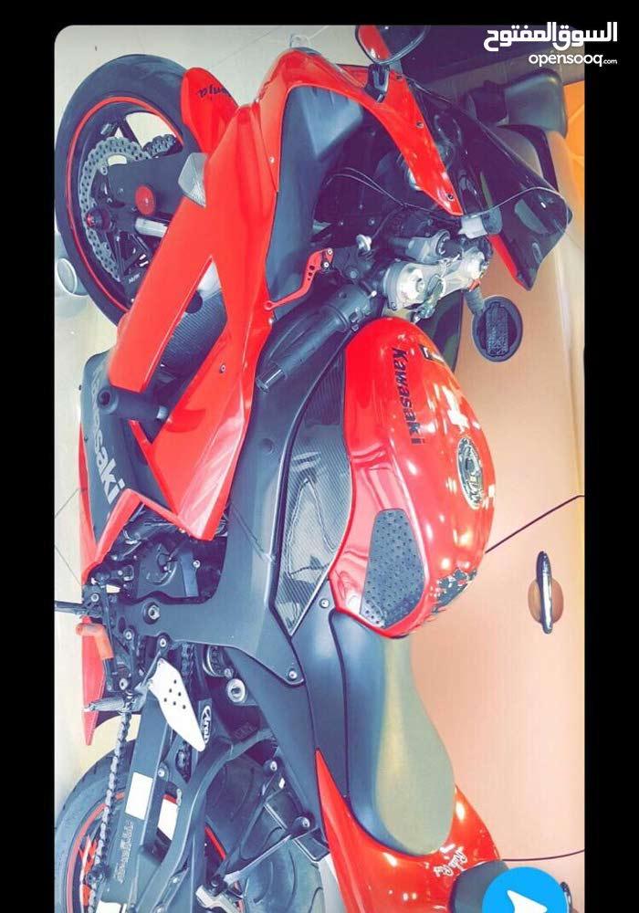 Kawasaki made in 2007 in Amman for Sale