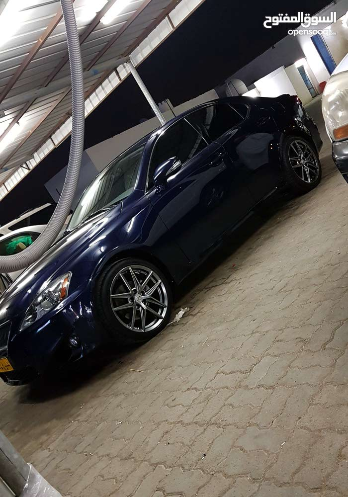 50,000 - 59,999 km mileage Lexus IS for sale