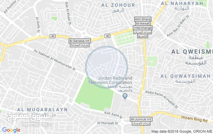 Jabal Al Hussain apartment for rent with 4 rooms