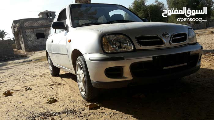 Grey Nissan Micra 2002 for sale