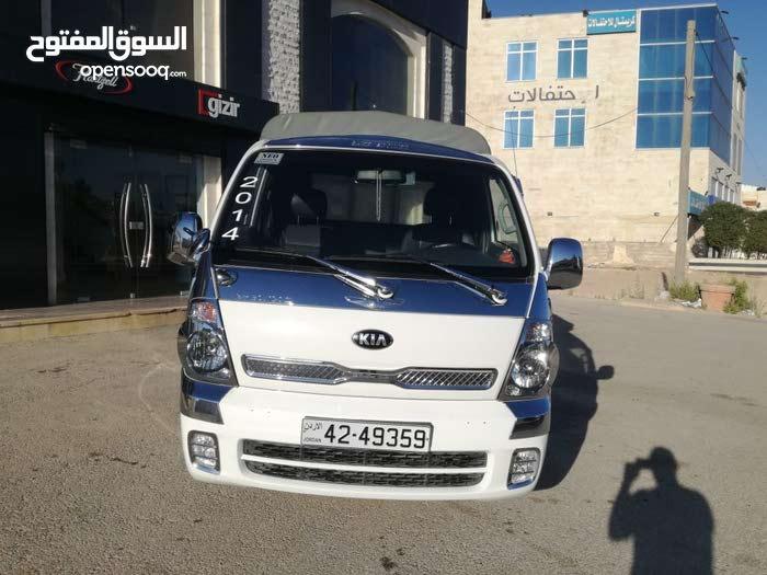 Diesel Fuel/Power   Kia Bongo 2013