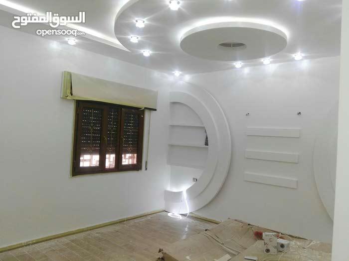 Al-Hadba Al-Khadra neighborhood Tripoli city -  sqm house for rent