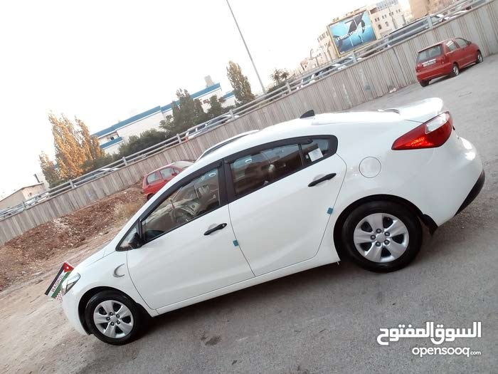 2014 Used Cerato with Manual transmission is available for sale