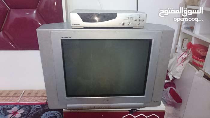 تلفزيون LG نضيف مع ستلايت