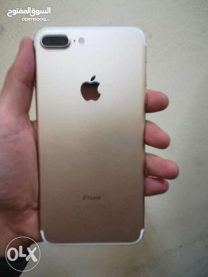 ايفون 7بلس 128 جيبي ذهبي