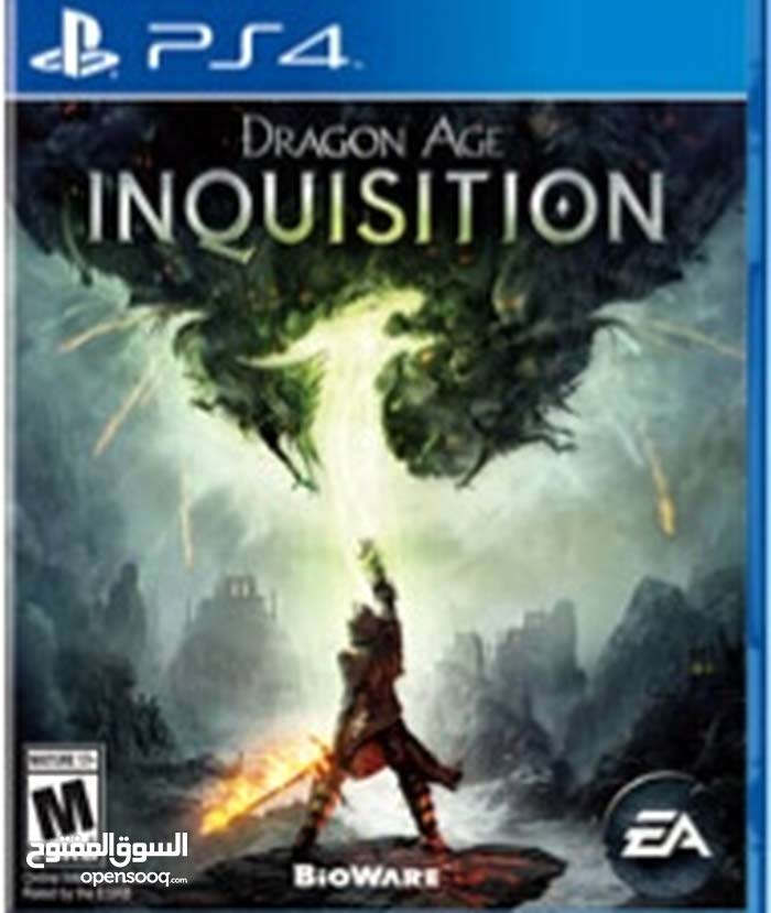 مطلوب لعبة dragon age inquisition