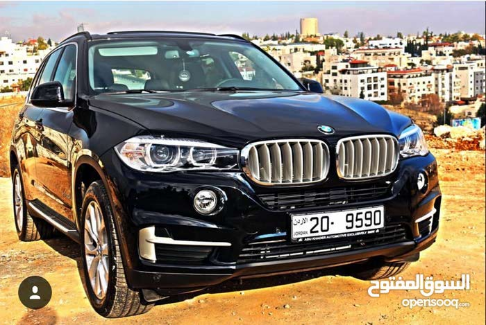 Automatic Black BMW 2016 for sale