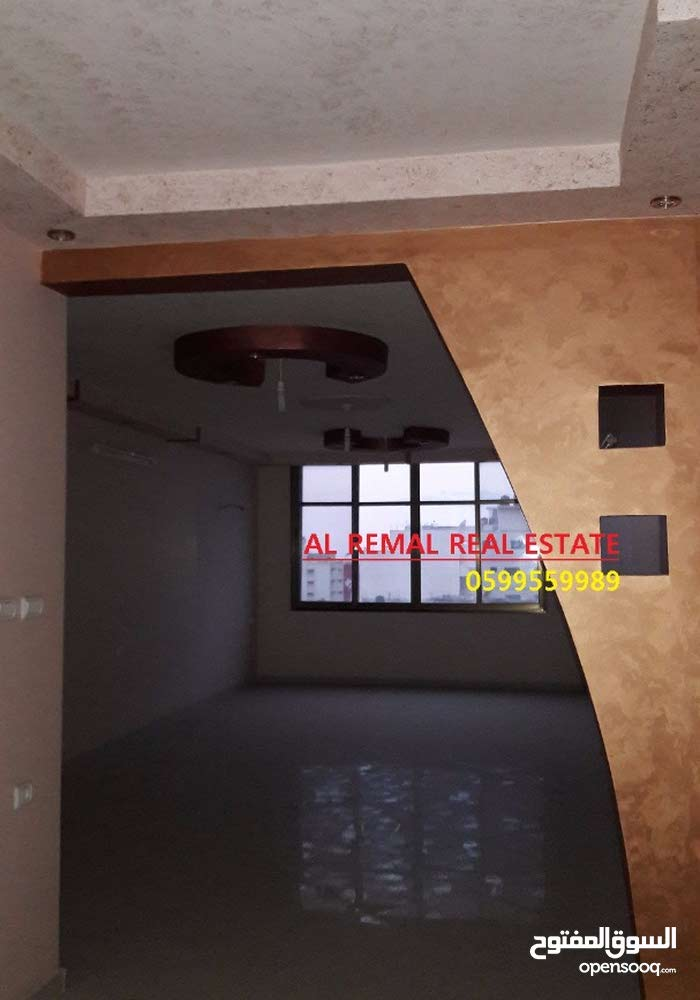 للايجار شقة سكنية 200 متر تشطيب سوبر لوكس /غزة