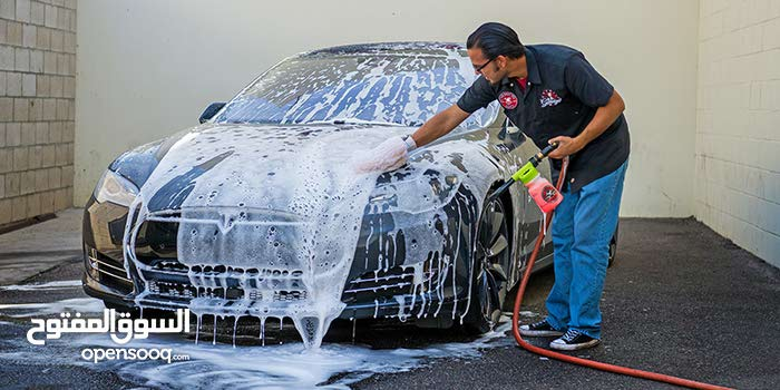 شامبو غسيل السيارات الخاص (البديل الحقيقي عن الفيري)